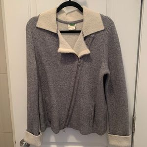Anthropologie Shearling Coat